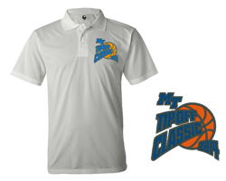 Embroidered polo shirts can help brand your business for Shirt printing springfield mo