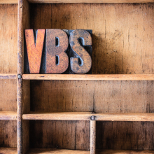 Why do you need a Custom T-Shirt for VBS?