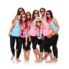 Custom T-Shirts for Your Wedding Party
